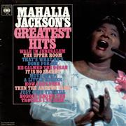 Click here for more info about 'Mahalia Jackson - Greatest Hits'