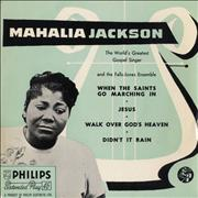 Click here for more info about 'Mahalia Jackson - Mahalia Jackson EP - White Label'