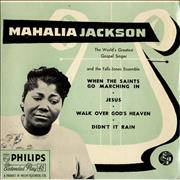 Click here for more info about 'Mahalia Jackson - Mahalia Jackson EP'