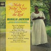 Click here for more info about 'Mahalia Jackson - Make A Joyful Noise Unto The Lord'