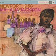 Click here for more info about 'Mahalia Jackson - Newport 1958'