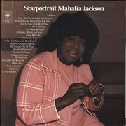 Click here for more info about 'Mahalia Jackson - Starportrait'