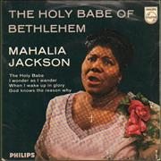 Click here for more info about 'Mahalia Jackson - The Holy Babe Of Bethlehem EP'