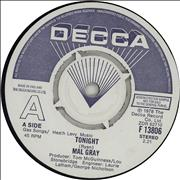 Click here for more info about 'Mal Gray - Tonight - A Label'