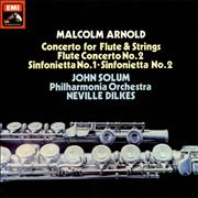 Click here for more info about 'Malcolm Arnold - Concerto For Flute & Strings'