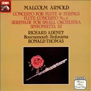 Click here for more info about 'Malcolm Arnold - Flute Concertos'