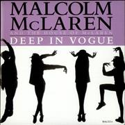 Click here for more info about 'Malcolm McLaren - Deep In Vogue'