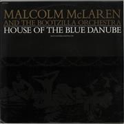 Click here for more info about 'Malcolm McLaren - House Of The Blue Danube - Etched Blue Vinyl'