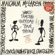 Click here for more info about 'Malcolm McLaren - Round The Outside! Round The Outside!'