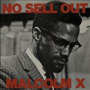 Click here for more info about 'Malcolm X - No Sell Out'