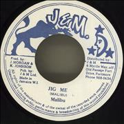 Click here for more info about 'Malibu (Reggae) - Jig Me'