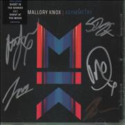 Click here for more info about 'Mallory Knox - Asymmetry - Autographed'