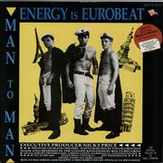 Click here for more info about 'Man 2 Man - Energy Is Eurobeat'