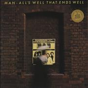 Click here for more info about 'Man - All's Well That Ends Well - Factory Sample + booklet'