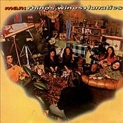 Man Rhinos, Winos & Lunatics - EX UK vinyl LP