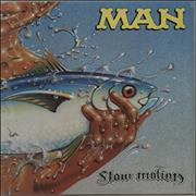 Click here for more info about 'Man - Slow Motion - Sealed'