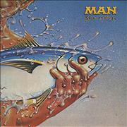 Man Slow Motion UK vinyl LP