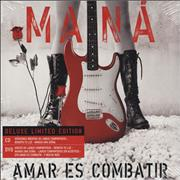 Click here for more info about 'Mana - Amar Es Combatir'