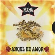 Click here for more info about 'Mana - Angel De Amor'