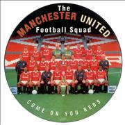 Click here for more info about 'Manchester United FC - Come On You Reds'