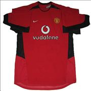 Click here for more info about 'Manchester United FC - Fully Autographed Team Shirt'