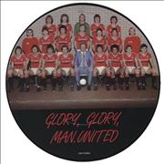 Click here for more info about 'Manchester United FC - Glory, Glory Man United'