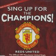 Click here for more info about 'Manchester United FC - Sing Up For The Champions'