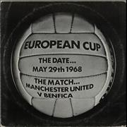 Click here for more info about 'Manchester United FC - The European Cup Final 1968'