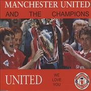 Click here for more info about 'Manchester United FC - United (We Love You)'