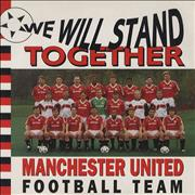 Click here for more info about 'Manchester United FC - We Will Stand Together'