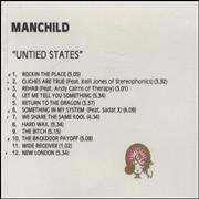 Click here for more info about 'Manchild - Untied States'