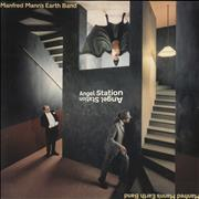 Click here for more info about 'Manfred Mann - Angel Station - gold stamp'