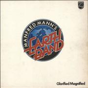 Click here for more info about 'Manfred Mann - Glorified Magnified - VG/EX'