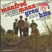 Click here for more info about 'Manfred Mann - Greatest Hits - Stereo - Black Label'