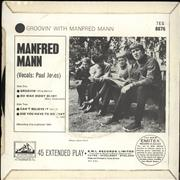 Click here for more info about 'Manfred Mann - Groovin' With Manfred Mann'