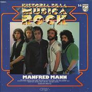 Click here for more info about 'Manfred Mann - Historia De La Musica Rock #16'