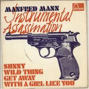 Click here for more info about 'Manfred Mann - Instrumental Assassination E.P.'