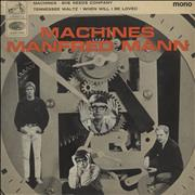 Click here for more info about 'Manfred Mann - Machines EP - EX'
