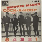 Click here for more info about 'Manfred Mann - Manfred Mann's Cock-a-hoop With 5-4-3-2-1 E.P.'