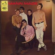 Click here for more info about 'Manfred Mann - Mann Made - 1st - EX'