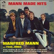 Click here for more info about 'Manfred Mann - Mann Made Hits'