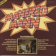 Click here for more info about 'Manfred Mann - Mannerisms'