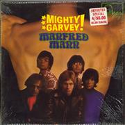 Click here for more info about 'Manfred Mann - Mighty Garvey! - 1st - Export'