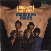 Click here for more info about 'Manfred Mann - Mighty Garvey! - 1st'