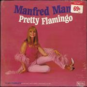 Click here for more info about 'Manfred Mann - Pretty Flamingo - Original Stereo - Black Label'