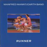 Click here for more info about 'Manfred Mann - Runner'