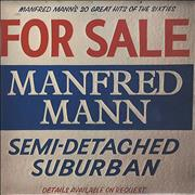 Click here for more info about 'Manfred Mann - Semi-Detached Suburban'