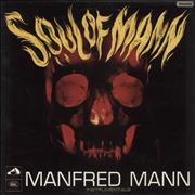Click here for more info about 'Manfred Mann - Soul Of Mann'