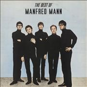 Click here for more info about 'Manfred Mann - The Best Of - Factory Sample'