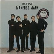 Click here for more info about 'Manfred Mann - The Best Of Manfred Mann'
